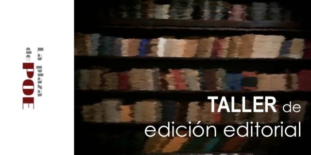 banner taller edición editorial