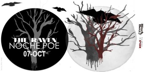Noche Poe. The Raven.