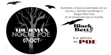 La noche Poe. 7 de octubre