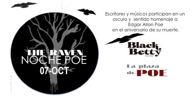 NOCHE POE.The Raven