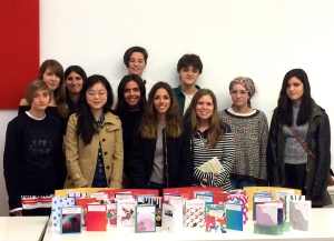 Alumnos IED Proyecto Cuentos Sonoros