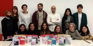 Alumnos y tutores 3ºIED Proyecto Cuentos Sonoros 2016
