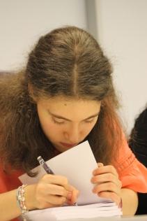Marina Boil Sandin Finalista