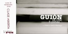 Banner CLASE ABIERTA GUIÓN