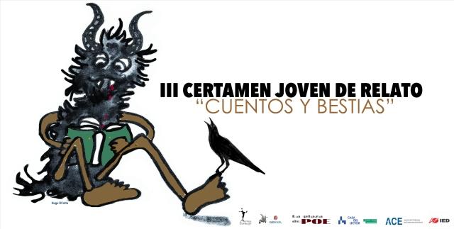 III Certamen joven de relato Cuentos y bestias copia
