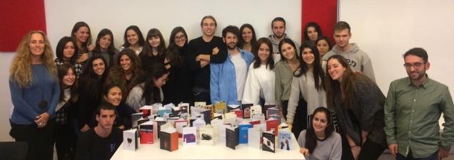 Participantes IED 2017 cuentos y Bestias