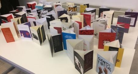 Proyectos editoriales II cuentos y Bestias
