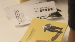 Feria del Libro de Madrid. Presentación de cuentos y Bestias. 31 de mayo. Caseta 193 Funambulista
