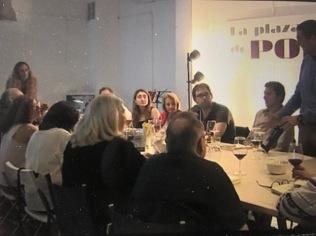 catas literarias de La plaza de Poe Eva Losada Casanova 2018