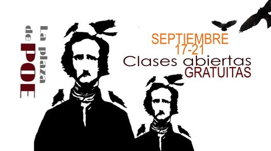 Banner clases abiertas septiembre 2018
