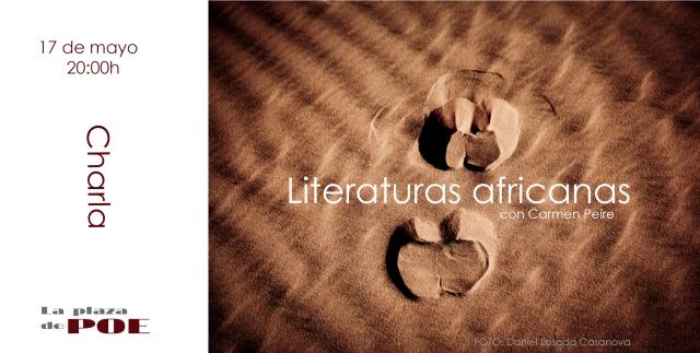Banner literaturas africanas 2018