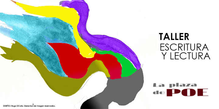 Banner TALLER ESCRITURA Y LECTURA