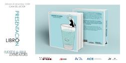 Invitación. Libro cuentos de agua