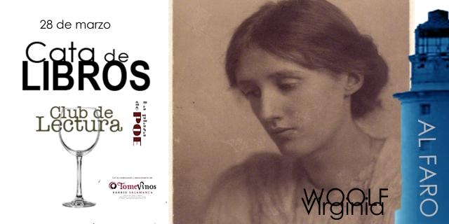 Woolf Al Faro CATA DE LIBROS La plaza de poe