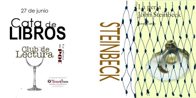 Steinbeck CATA DE LIBROS La plaza de poe