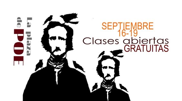 Banner clases abiertas septiembre 2019