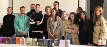 Alumnos ied participantes en proyecto Poe-ied. 2019 La plaza de Poe