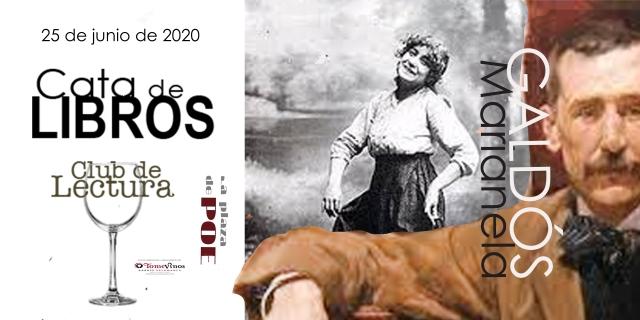 Banner Cata literaria Galdos