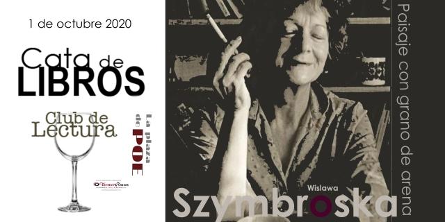 CATA POESÍA Szymborska