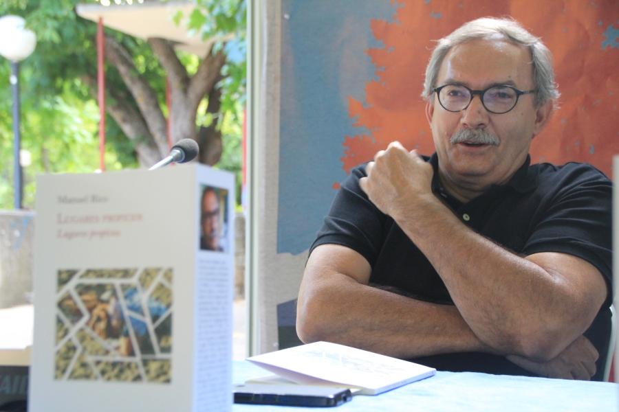 Hablamos de Literatura con Manuel Rico